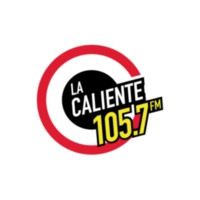 Logo de la radio XHXT La Caliente 107.3 FM