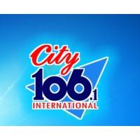 Logo of radio station City International FM