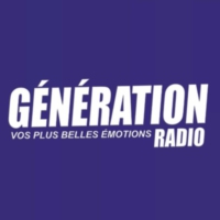 Logo of radio station Génération