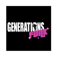 Logo of radio station Générations Funk