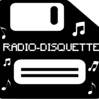 Logo of radio station Radio-disquette