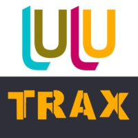 Logo of radio station luluTRAX