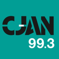 Logo of radio station CJAN FM 99.3