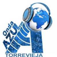 Logo of radio station Onda Azul Radio
