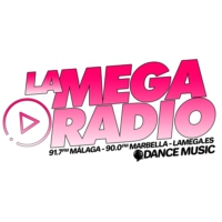 Logo of radio station La Megaradio Costa del Sol