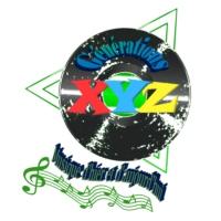 Logo of radio station Radio Generations XYZ