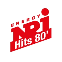 Logo of radio station ENERGY Hits 80