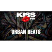 Logo of radio station KISS FM - URBAN BEATS