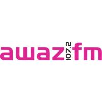 Logo of radio station Awaz FM