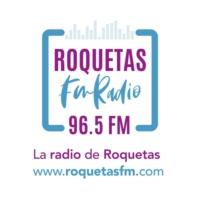 Logo de la radio Roquetas Fm Radio 96.5