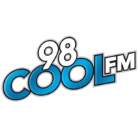 Logo of radio station CJMK-FM 98 COOL
