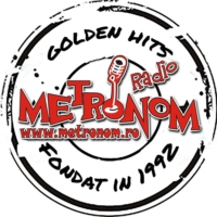 Logo of radio station Metronom FM Radio