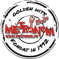 Logo de la radio Metronom FM Radio