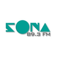 Logo of radio station Sona 893 fm
