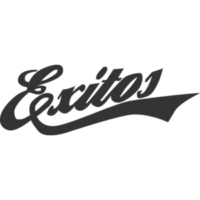 Logo of radio station Exitos FM