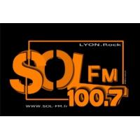 Logo de la radio Sol FM