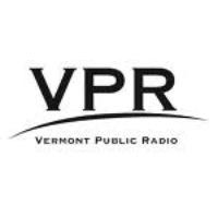 Logo of radio station VPR Vermont Public Radio 107.9 FM