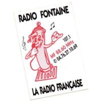 Logo of radio station Radio Fontaine