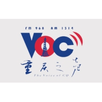 Logo de la radio 重庆之声 FM96.8  - Voice of Chongqing