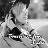 Logo of radio station Bruxelles news