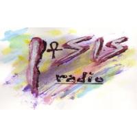 Logo of radio station I-SIS Radio