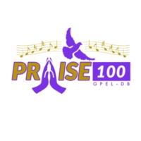 Logo de la radio Praise 100