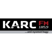 Logo of radio station Karc FM