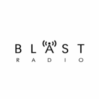 Logo of radio station Blast Radio