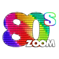 Logo of radio station 80s Zoom Radio