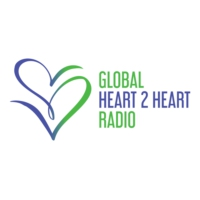Logo of radio station Global Heart 2 Heart Radio