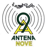Logo of radio station Rádio Antena Nove