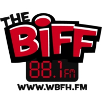 Logo de la radio WBFH 88.1 FM The Biff