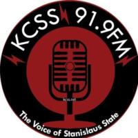 Logo of radio station KCSS 91.9