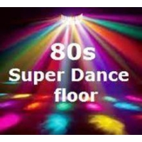 Logo of radio station 80S SUPER DANCE FLOOR