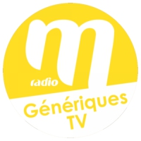 Logo of radio station M Radio - Génériques TV