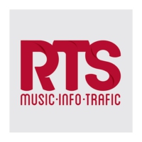 Logo of radio station RTS - Nimes