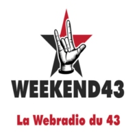Logo de la radio Weekend43