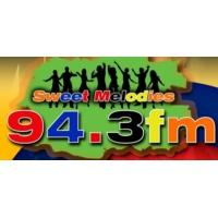 Logo de la radio Sweet Melodies 94.3 FM