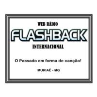 Logo de la radio Flashback Internacional