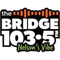 Logo of radio station CHNV-FM 103.5 The Bridge