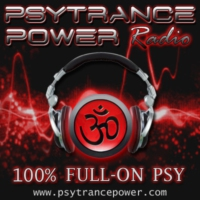 Logo de la radio PSYTRANCE POWER