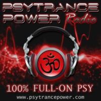Logo de la radio PSYTRANCE POWER