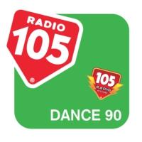 Logo of radio station Radio 105 Dance 90