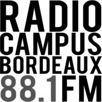 Logo de la radio Radio Campus Bordeaux