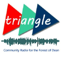 Logo of radio station Triangle FM