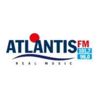 Logo of radio station Atlantis FM