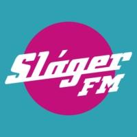 Logo of radio station Sláger FM
