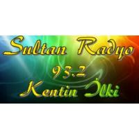 Logo of radio station Sultan Radyo 93.2