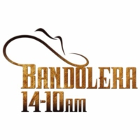 Logo of radio station Bandolera 14-10