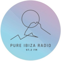 Logo of radio station Pure Ibiza Radio